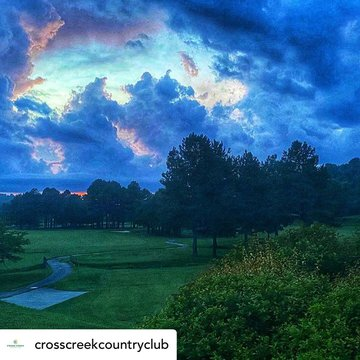 Posted @withregram • @crosscreekcountryclub Look at this beauty #beautiful #beauty #cccc #visitmayberrync #mayberry #ncmountains #visitnc #ncgolf