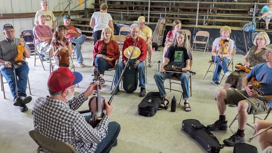 Hobart Fiddlers Convention 20